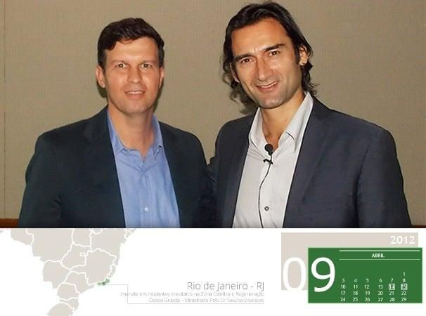 Imersão em Implantes Imediatos na Zona Estética e Regeneração Óssea Guiada – Ministrado Pelo Dr Sascha Jovanovic