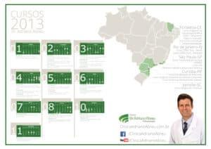 agenda-e-mapa-de-cursos-de-odontologia-2013