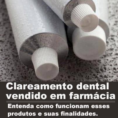 Clareamentos Dentais Vendidos Em Farmacia Realmente Funcionam