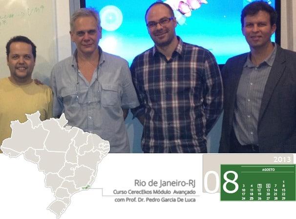 Curso CEREC Ekos modulo avançado no Rio de Janeiro