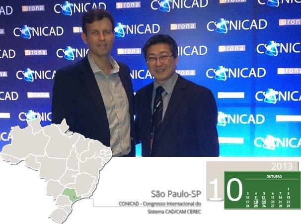 Conicad: Congresso Internacional CAD/CAM em São Paulo