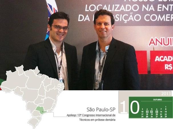 13º Congresso Internacional De Técnicos em Prótese Dentária- Apdesp