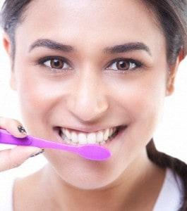 Escove os dentes corretamente