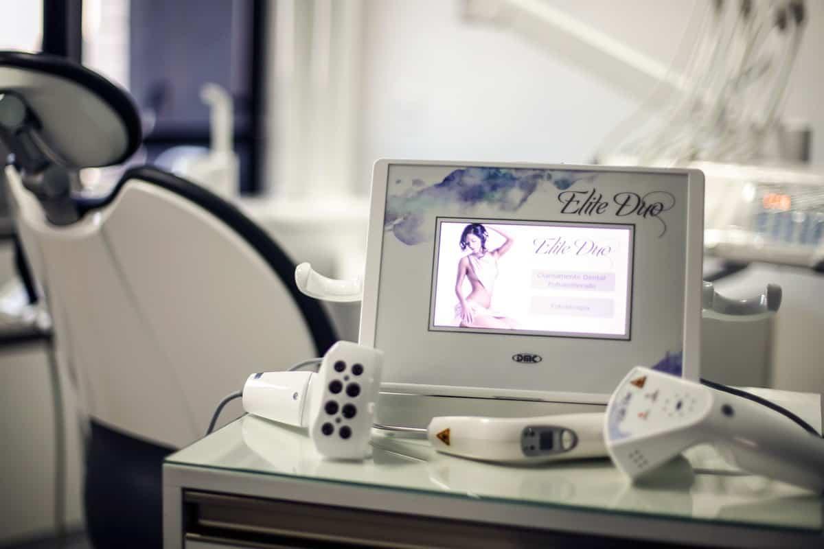 Elite DUO para Laser na Odontologia
