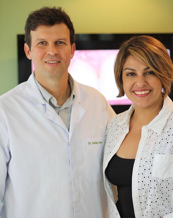 Dr.Adriano Abreu e carla soraya1