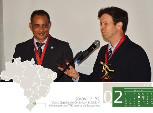 Curso Gengiva em Cerâmica – Módulo VI com Professor Juvenal de Souza