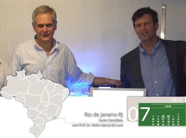 Curso CEREC ekos com Professor Pedro de Luka