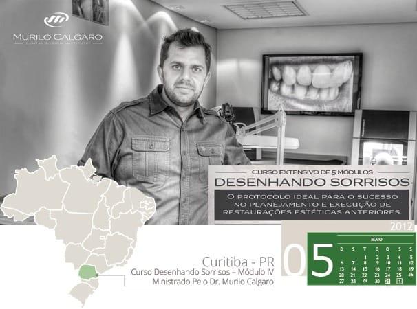 Curso Desenhando Sorrisos módulo IV no Murilo Calgaro Studio Dental