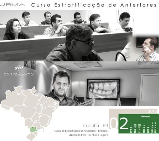 Estratificação de Anteriores – Módulo I – Ministrado Pelo TPD Murilo Calgaro