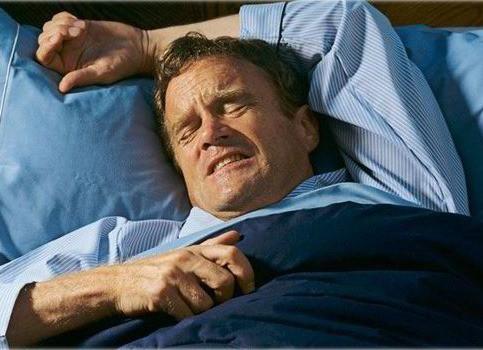 O Bruxismo acomete o paciente durante o sono