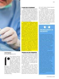 Entrevista sobre odontologia digital Dr Adriano Abreu