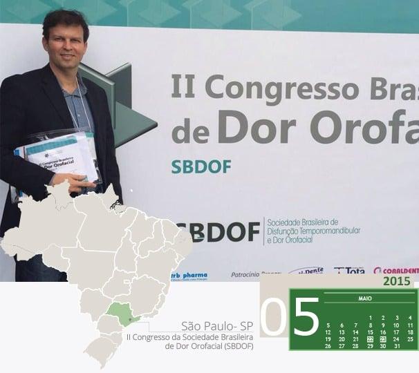 II congresso da sociedade brasileira de dor orofacial
