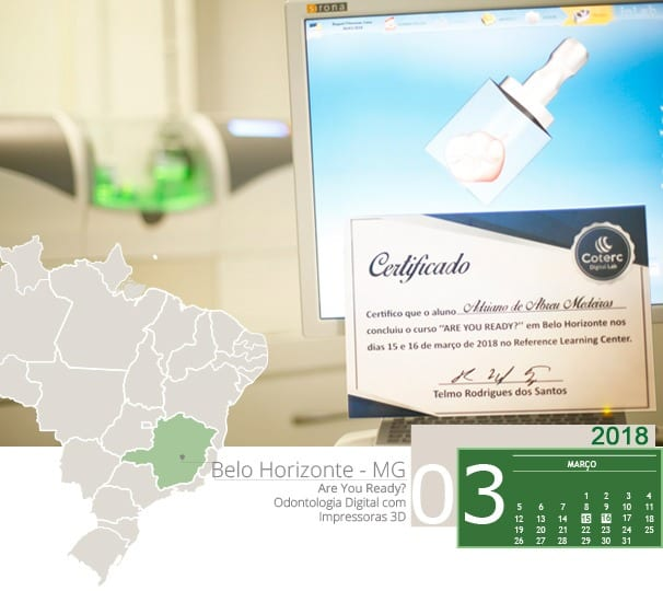 areu you ready odontologia digital com impressoras 3d