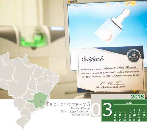 areu you ready odontologia digital com impressoras 3d
