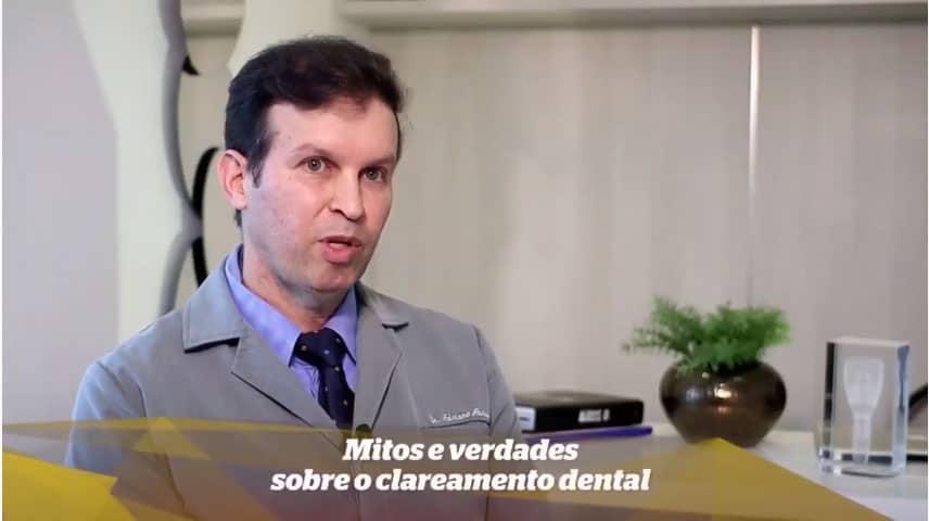 clareamento dental mitos e verdades