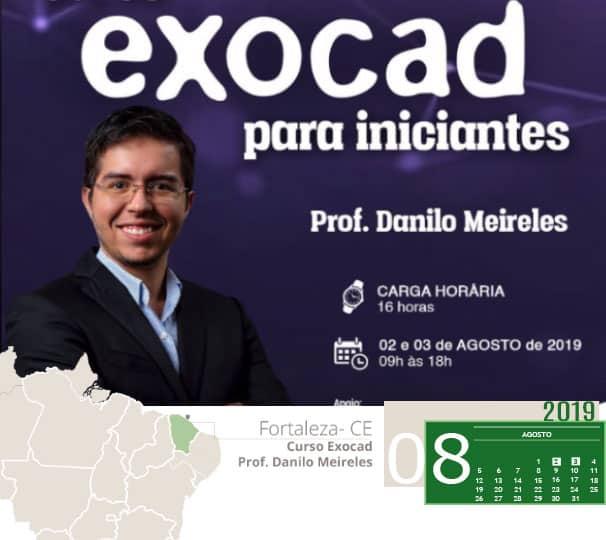 Curso Exocad Professor Danilo Meireles