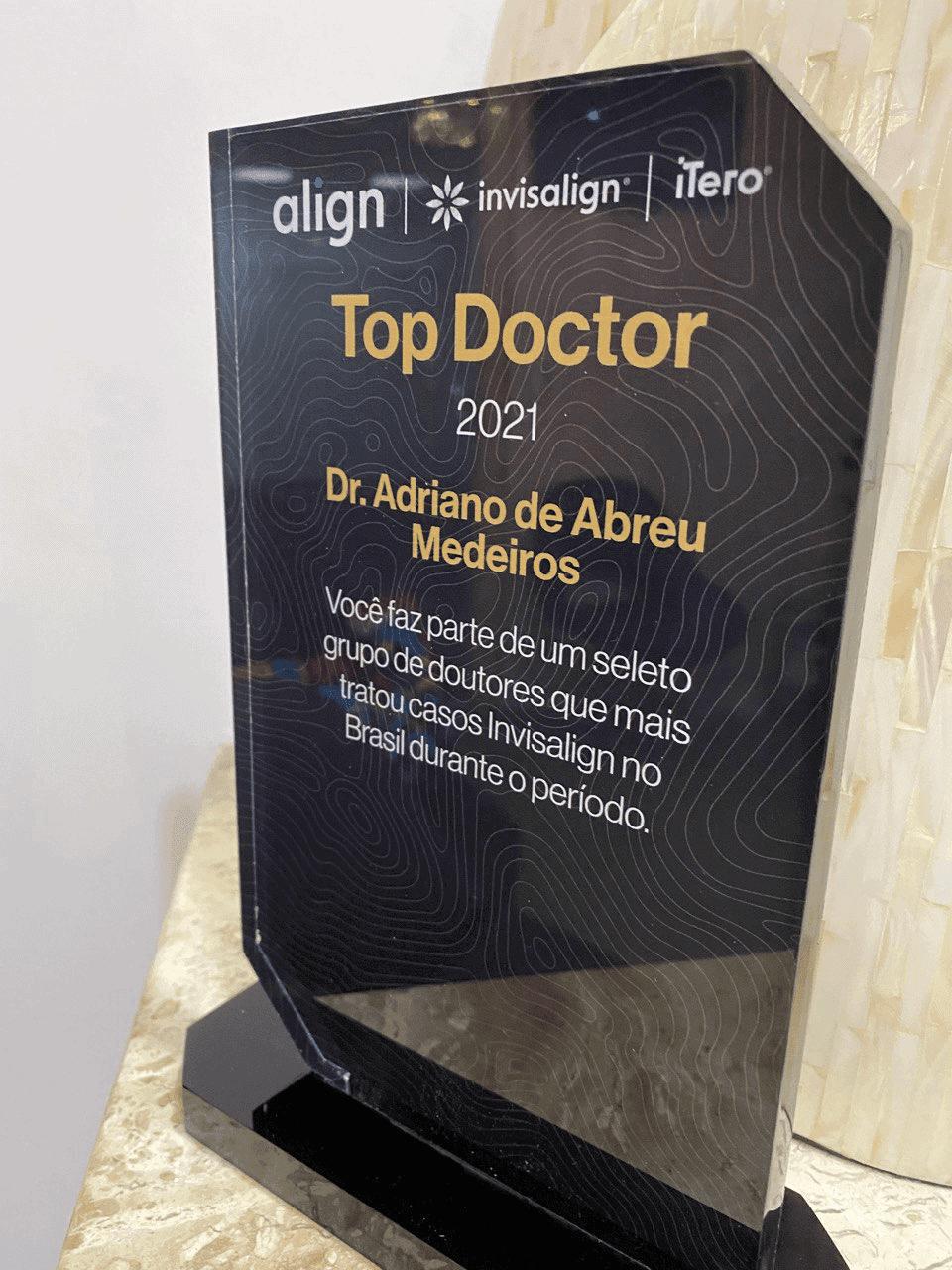 Top doctor Dr Adriano Abreu